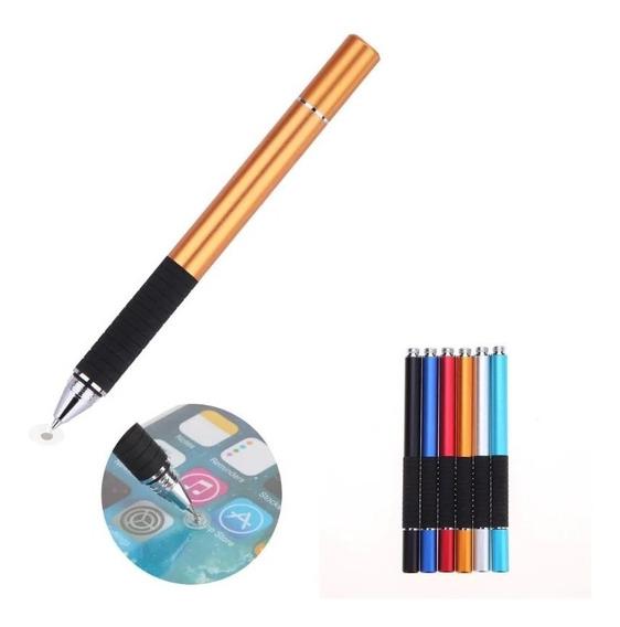 Caneta Stylus Pen Telas Touchscreen Tablet iPad iPhone