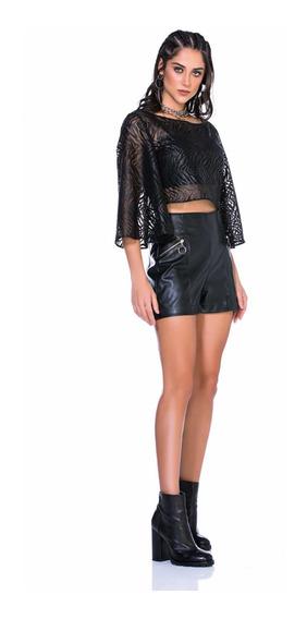 Conjunto Copped E Shorts -avizo Wear Perfect Way