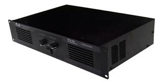 Gbr Bta 450 Amplificador Potencia 320+320w Stereo 4 Ohms 1300w Pico Mijalshop