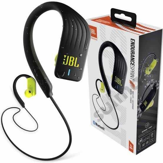 Jbl Endurance Sprint - Semi Novo - 5 Meses Garantia
