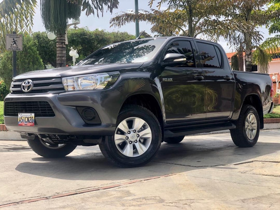 Toyota Hilux Dubai 2017 2.7 4x2