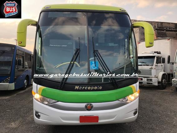 Marcopolo Paradiso G7 1200 Trucado Ano2010 Barato Ref:31