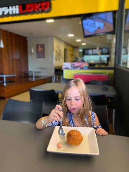 Franquia De Restaurante Japonês Em Funcionamento A 7 Anos