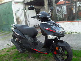 Yumbo Scooter Vx3 Automatica