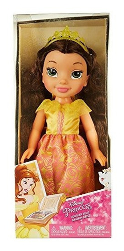 Imagen 1 de 1 de Disney Princess Toddler Belle Jakks 14 La Bella Y La Bestia