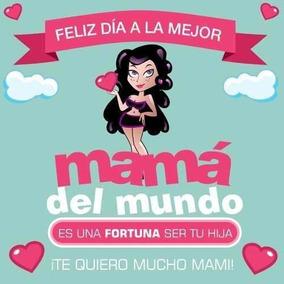 Cuadro Fras Dia Madre Decoracion Para El Hogar En Mercado Libre