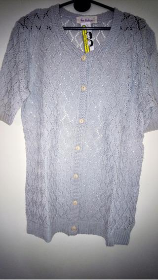 Saco Tejido Vintagemarca New Fashion
