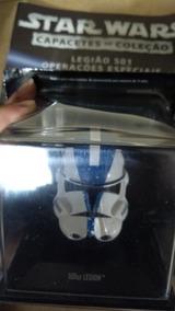Coleção Capacete Star Wars - Vol.16 Legião 501
