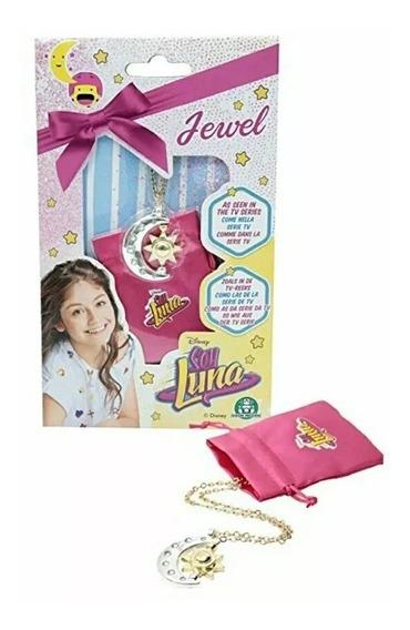 Medalla Soy Luna Original Disney ¡disponibilidad Inmediata!