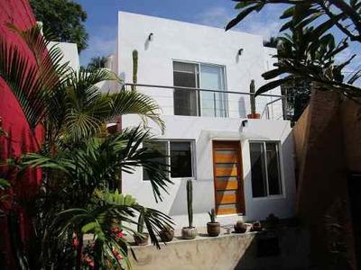 Casa En Venta En Chulavista En Cuernavaca Morelos.
