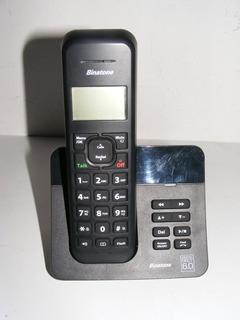 Telefono Inalambrico Binatone Mod Luna 1225 Con Contestadora