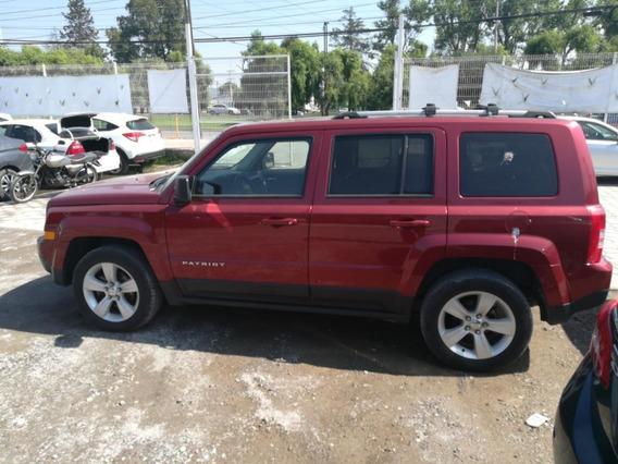 Jeep Patriot 2013 5p Sport Cvt 4x2
