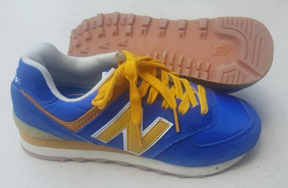 Zapatillas New Balance Wl574 T 36//37 Ar Todosalesaletodo