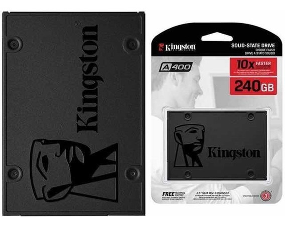 Disco Duro / Disco Solido (ssd) Kingston 240 Gb