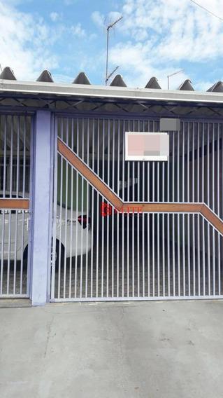 Casa Com 3 Dormitórios À Venda, 107 M² Por R$ 400.000,00 - Jardim Uirá - São José Dos Campos/sp - Ca1986