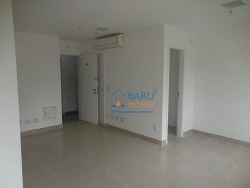 Conjunto, 31 M² - Venda Por R$ 245.000,00 Ou Aluguel Por R$ 1.300,00 - Vila Pompeia - São Paulo/sp - Cj0632