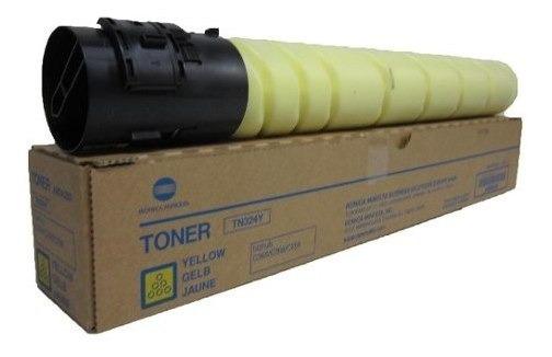 Toner Konica Bizhub C258/c308/c368 Tn324y (a8da230) Amarelo