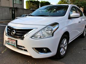 Nissan Versa Sense Seminuevo Factura Agencia