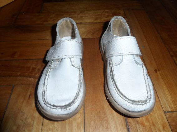 Zapatos De Cuero De Niño Toot
