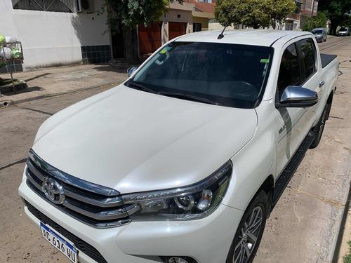 Toyota Hilux 2.8 Cd Srx 177cv 4x2 At 2018