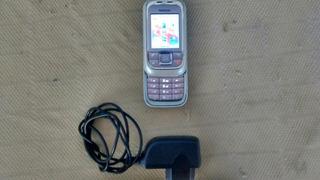 Nokia 6111 Rosa Desbloqueado Com Carregador