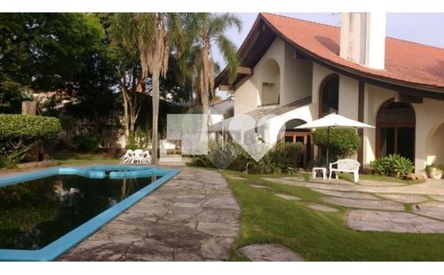 Casa De Revista Com 4 Suítes No Bairro Tristeza - 28-im415409