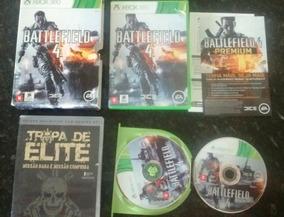 Battlefield 4 Com Dvd Tropa De Elite