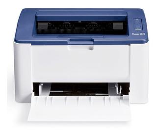 Impresora Laser Xerox Phaser 3020 Wi-fi Monocromatica