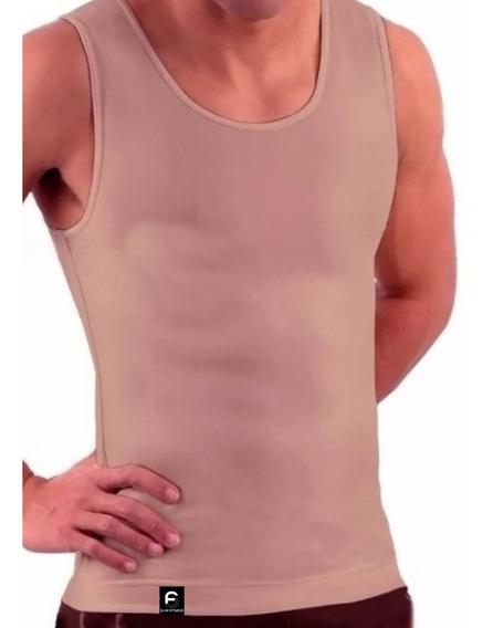 Cinta Modeladora Masculina Slim Fitness Melhora Postura