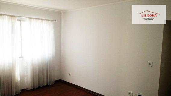 Apartamento Com 2 Dormitórios À Venda, 62 M² Por R$ 280.000 - Bela Vista - Osasco/sp - Ap2097