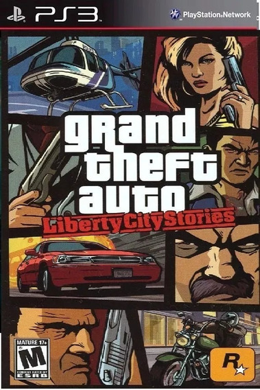 Gta Liberty City Stories Ps3