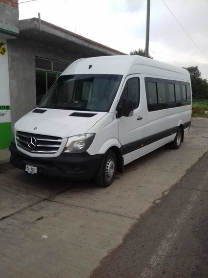Mercedes-benz Sprinter Larga