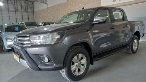 Toyota Hilux 2.8 Cd Srv 177cv 4x4 At 2018