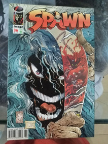 Spawn N° 36 Ed. Abril