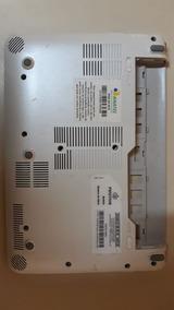 Carcaça Base Inferior Netbook Mobo White 1015