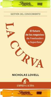 La Curva, Nicholas Lovell + 2 Resaltadores