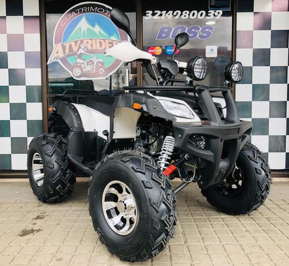 Cuatrimoto Boss Ranchero 200cc Automatico 2019