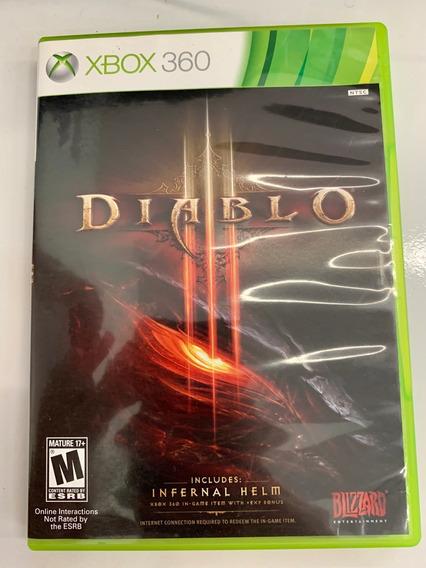 Jogo Para Xbox Diablo 3