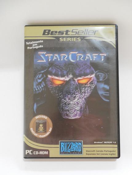 Star Craft - Original - Jogo Pc
