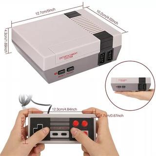 Regalo Navidad Mini Consola Retro 600 Juegos Videojuego