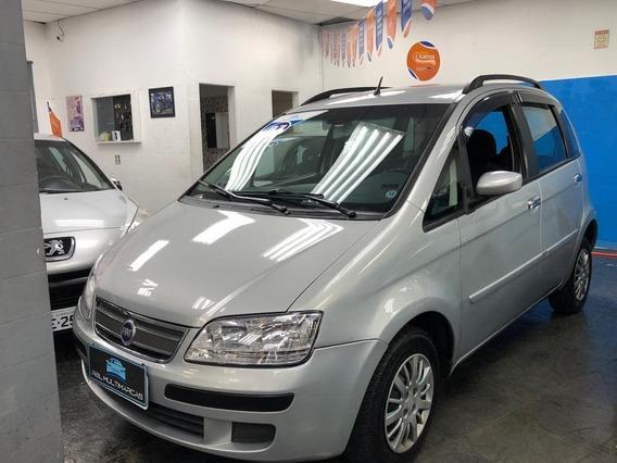 Fiat Idea 1.4 Mpi Elx Flex 2006/2007