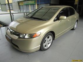 Honda Civic Ex Automática 1.8 Ct 4x2
