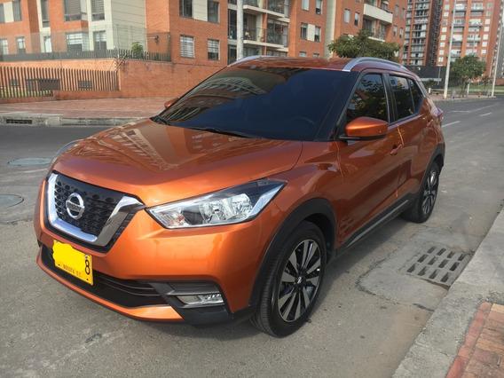Nissan Kicks Advance 1.6 2018 Automática