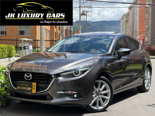 Mazda 3 Sport Grand Touring Lx 2.000cc At Fe Sun Roof 2018