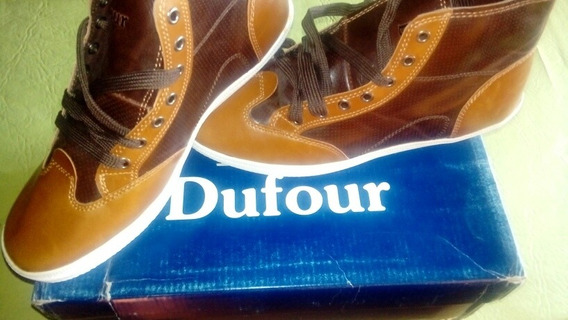 Zapatillas Botitas Dufour N38
