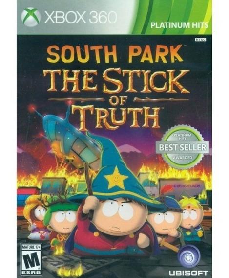 South Park The Stick Of Truth - Xbox 360 - Lacrado