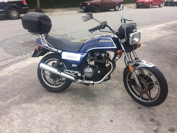 Honda Cb 450 Custon
