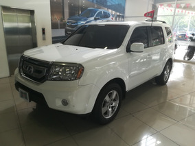 Honda Pilot Exl 2011 At 4x4 Blanco