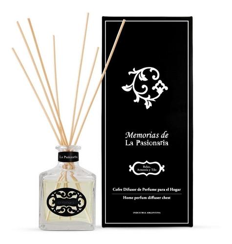 Difusor Perfume Hogar Relax Armonía Y Tilo La Pasionaria