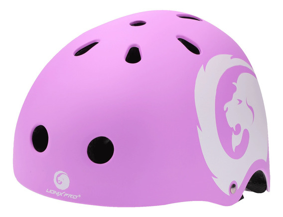 Casco Lionix Pro Ciclismo Mujer Rosa